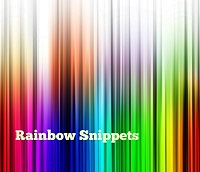 RAINBOW SNIPPETS (1)