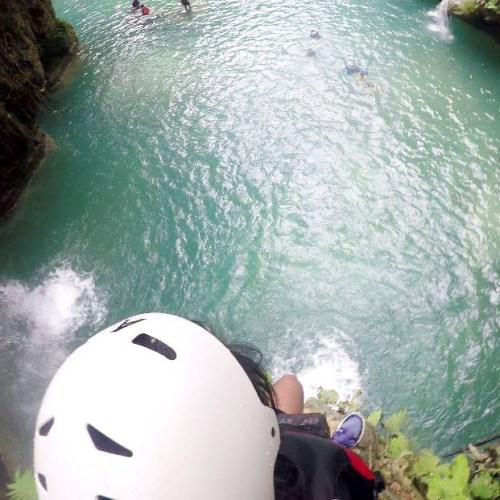 Canyoneering and Kawasan Falls Cebu Trip 3