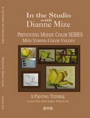 preventing muddy color