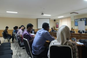 Dekanat Tolak Surat Kesepakatan, LKM Bentuk Tim Kecil