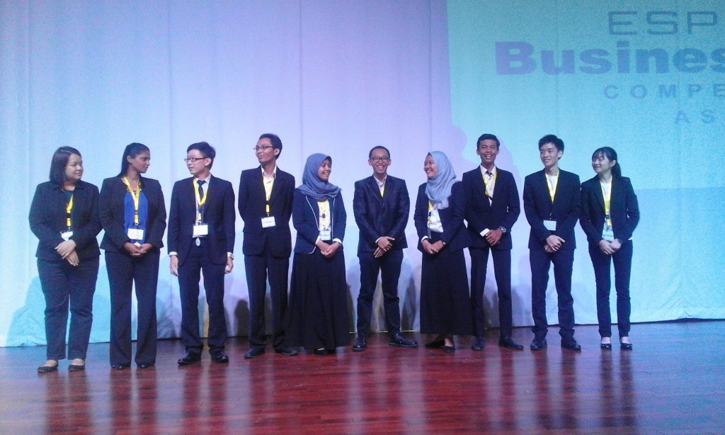 FIA UB Kirim Pemenang ESPRIEX BMC ASEAN ke Amerika Serikat