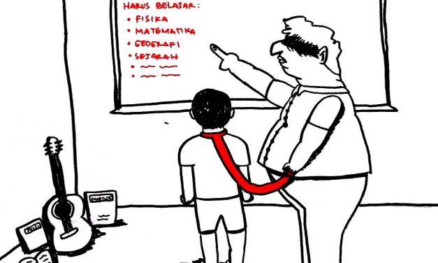 Pendidikan: Sebagai Proses Manusia untuk Menemukan Kembali Dirinya dan Realitasnya