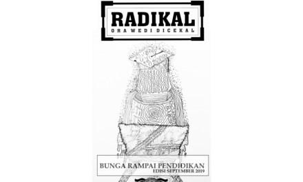 Buletin Radikal Edisi September 2019