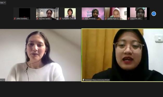Menilik Nasib Puan Indonesia di Kala Pandemi