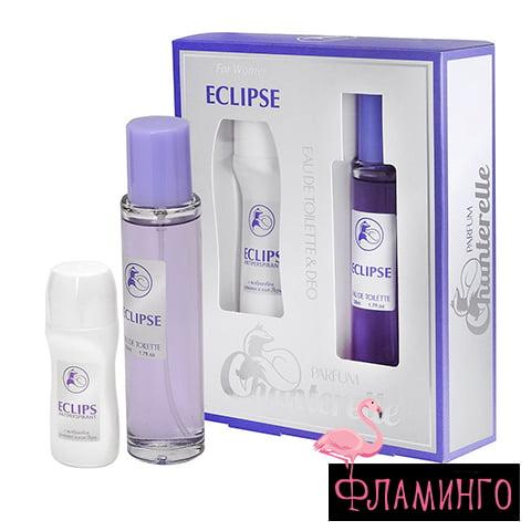 ТВ (Ж) НАБОР Eclipse (тв55мл+дез антипр. 40мл) 1