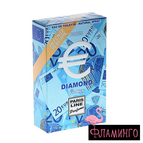 ТВ (М) Euro Diamond INTENSE PERFUME (100мл) 116 1