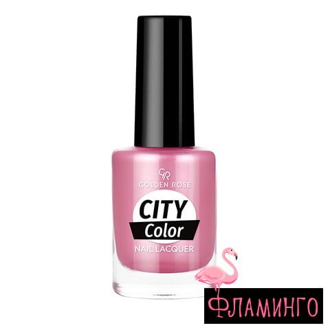 GR CITY COLOR (10,2мл) Лак д/ногтей № 027 1