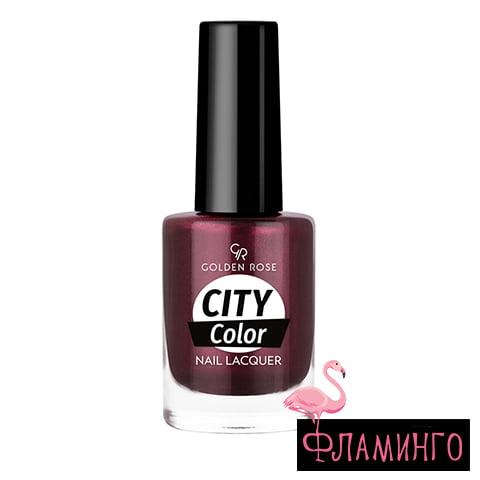 GR CITY COLOR (10,2мл) Лак д/ногтей № 056 1