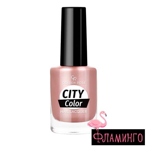 GR CITY COLOR (10,2мл) Лак д/ногтей № 018 1