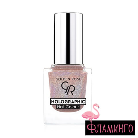GR Лак д/ногтей HOLOGRAPHIC Nail Colour 02 1
