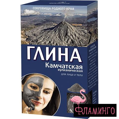 ФТ Глина СРК Камчатская вулканическая черная,100г(24шт) 1