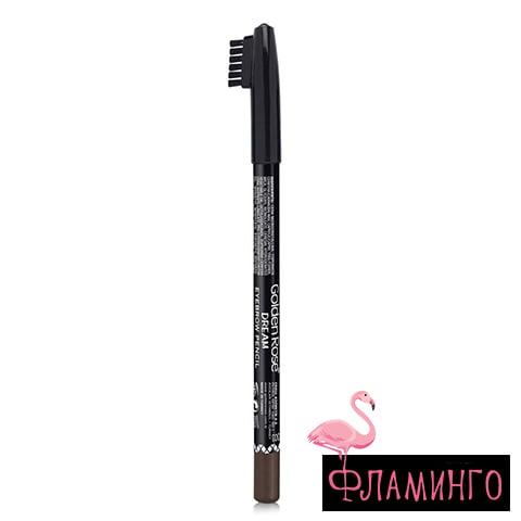 GR Карандаш для бровей DREAM Eyebrow Pencil 303 1