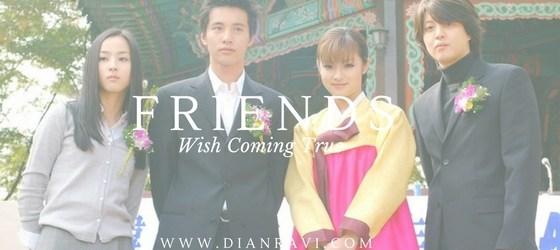 friends drama korea dan jepang