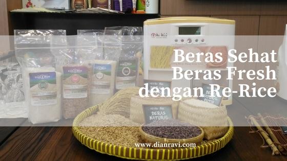 mesin giling beras re-rice