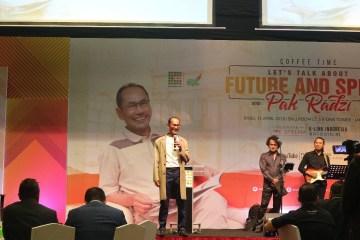 Tokoh Pengusaha Sukes K Link Indonesia Dato Radzi Saleh