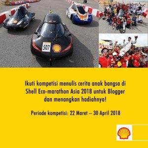 shell eco marathon lomba info