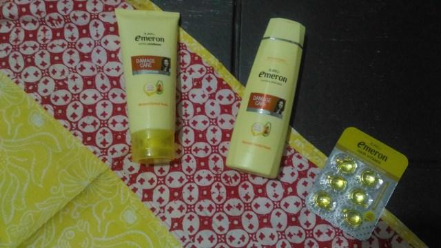 Emeron Complete Hair Care Perawatan Rambut Alami