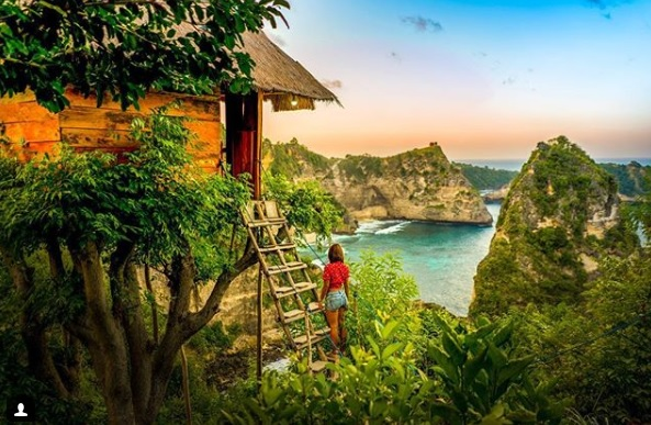 tempat wisata unik di Bali