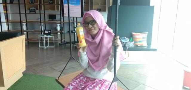 Bersihkan Hari Aktifmu dengan Nastbee Honey Lemon