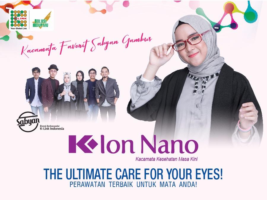 K Ion Nano Kacamata Kesehatan Masa Kini Biar Kayak Nissa