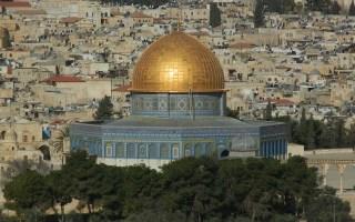 masjid al aqsa - tour jejak rosul