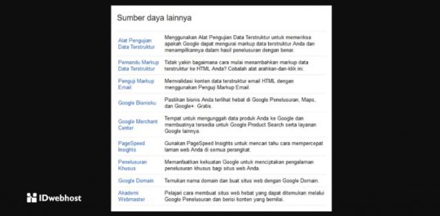 Pengertian dan Fungsi Google Search Console