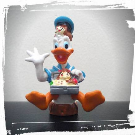 Donald Duck - Applause - China, ?