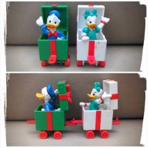 Donald Duck, Daisy Duck - Applause - China, ?