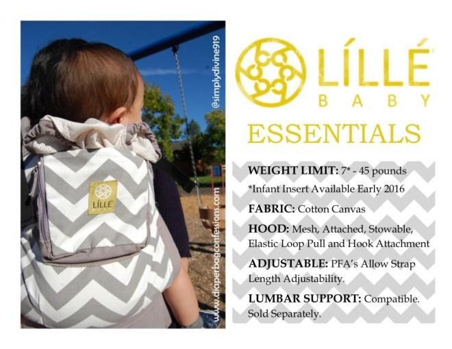 Lillebaby Essentials2