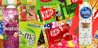 treats, snacks in japan, japan snacks, best snacks in japan, hi-chews, mistio, vending machine, diapersonaplane, Diapers On A Plane, traveling with kids, family travel, pocky