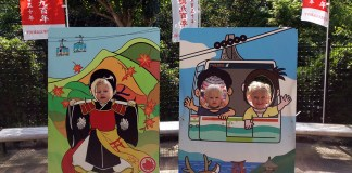 mt. Misen, miyajima, japan, hiroshima, itsukushima shrine, great otorri, traveling with kids, family travel, diapersonaplane, diapers on a plane, ferry, gondola, hiking, views