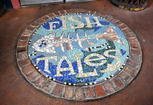 Fish Tales, Galveston, Texas, Restaurant, Pleasure Pier, Seafood, creating family memories, family travel, traveling with kids, diapersonaplane, diapers on a plane