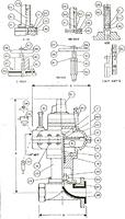 Century 630H Diaphragm Control Valve Air to Close Spring