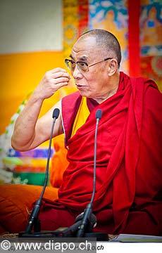 Haut chef spirituel du Tibet - CodyCross