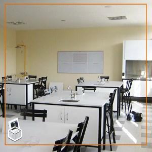 Laboratorio Colegio San Bartolome