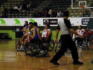 basquet cadira rodes