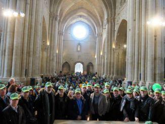 Posa't la gorra a la seu vella Lleida