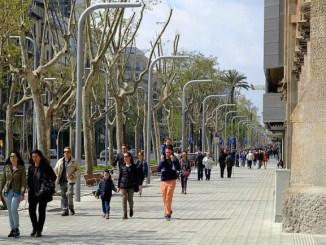 avinguda diagonal barcelona