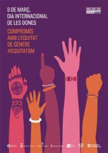 cartell institut catala de les dones