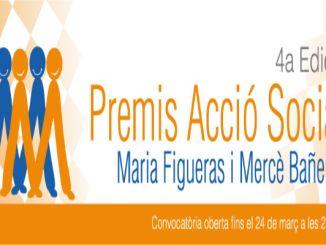 cartell premis acció social