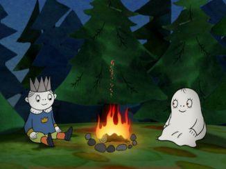 lila el petit fantasma a la Filmoteca