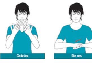 llengua de signes