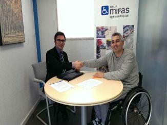 conveni-ibercaja-mifas-integracio-laboral-discapacitat