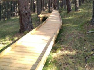 parc alt pirineu rutes accessibles mobilitat reduïda
