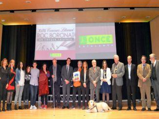 guanyador premi roc boronat llengua catalana once