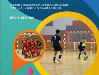 futbol adaptat ae badalonès discapacitat física