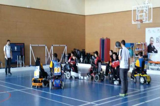 jornada hoquei cadira de rodes lliga catalana