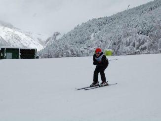 delegació catalana campionat hivern special olympcis