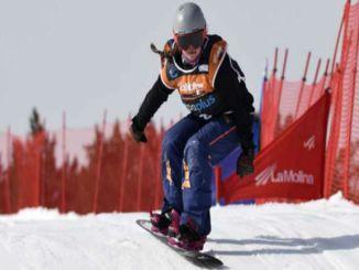 astrid fina snowboard medalla bronze merito deportivo