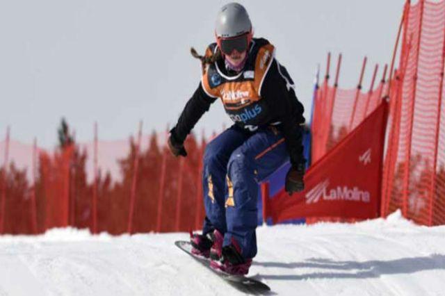 astrid fina rider snowboard